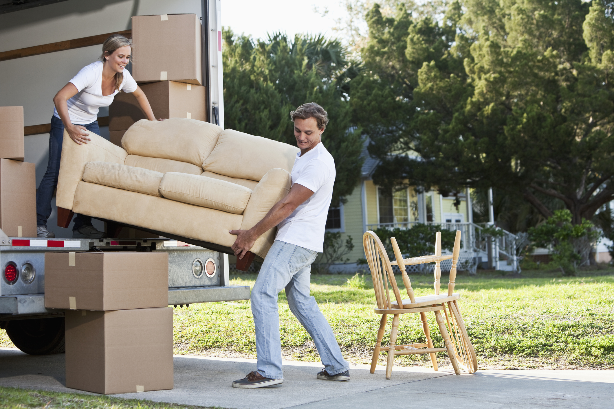 Moving Heavy Furniture in Auckland image.